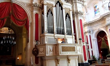 organo ragusa ibla