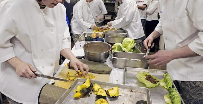munzu ovvero cuoco