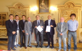 ... e il presidente del Consiglio comunale, Andrea Nicosia, hanno chiesto  al nuovo direttore generale dell'Asp di Ragusa, Salvatore Lucio Ficarra, ...