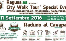 walk tour